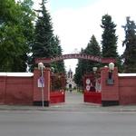 Фотография кладбища